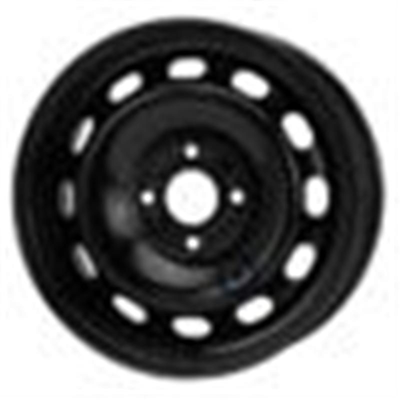 mw gianetti ruote Ford B-Max (05/12- ) NERO