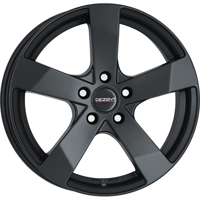 TD MATT BLACK 5 foriMercedes Benz Slk 2011