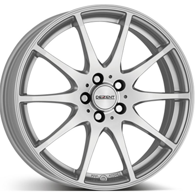 TI SILVER 5 foriMercedes Benz C-Klass 2014