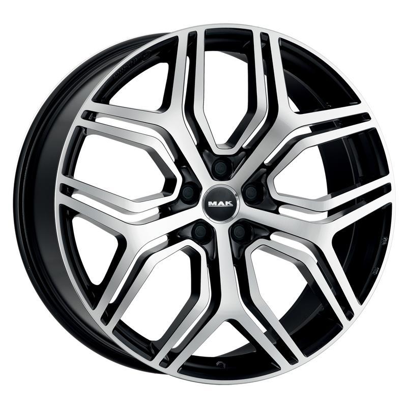STARDOM BLACK MIRROR 5 foriMercedes Benz Gl-Klass 2012