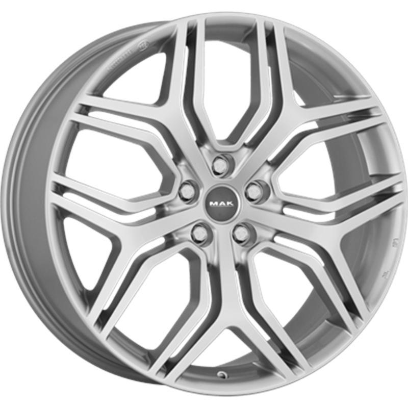 STARDOM SILVER 5 foriMercedes Benz Gl-Klass 2012