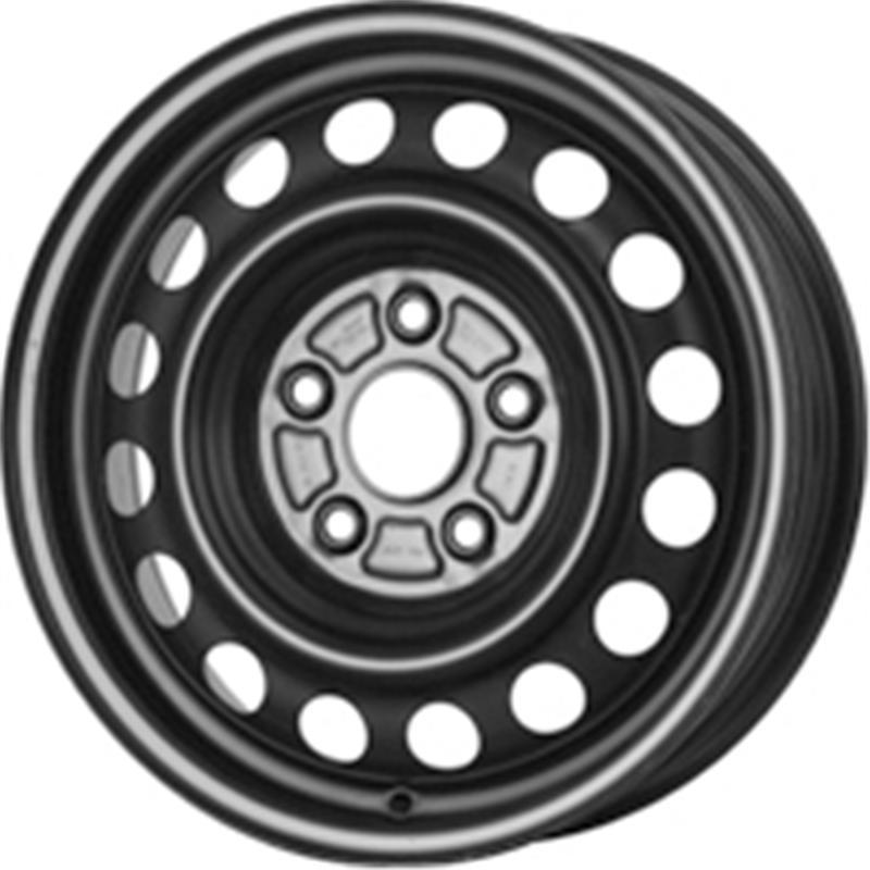 mw gianetti ruote Fiat Sedici / Suzuki SX4 NERO