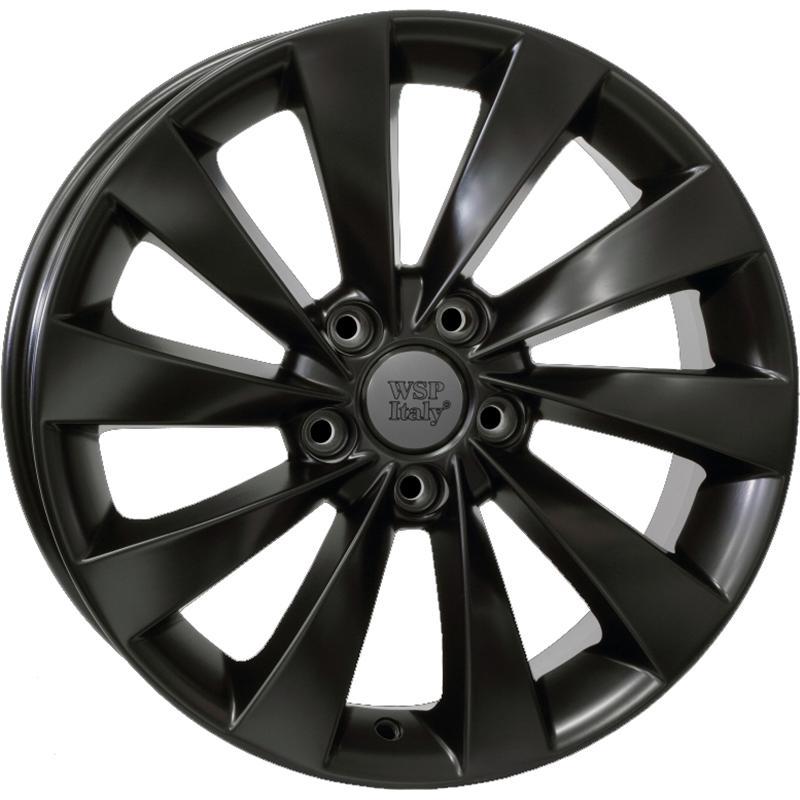 wsp italy W456 GINOSTRA DULL BLACK